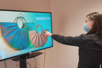 interaction hand tracking